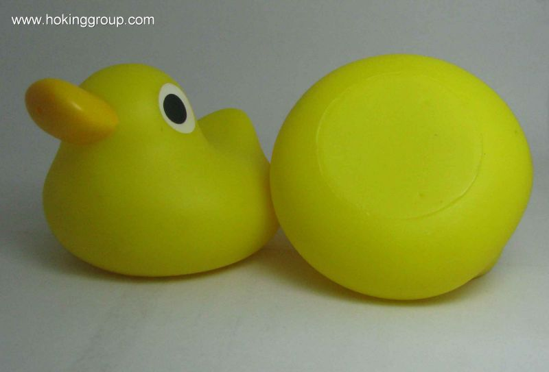 Bath toy of duck