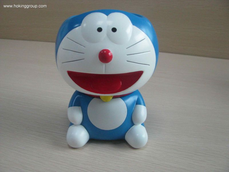 coin bank of Doraemon