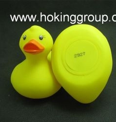 racing duck with serial number
