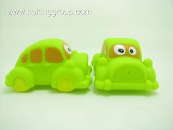 Bath toy of car